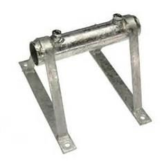 Galvanised Sleeve Brackets for 1.25-1.5'' Mast